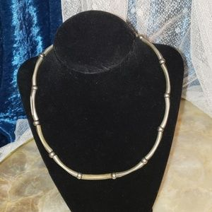 Vintage Rocker Necklace